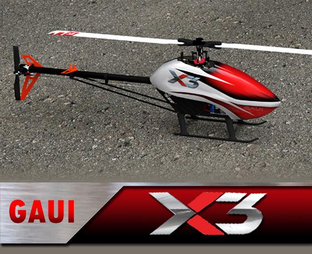 Gaui_X3