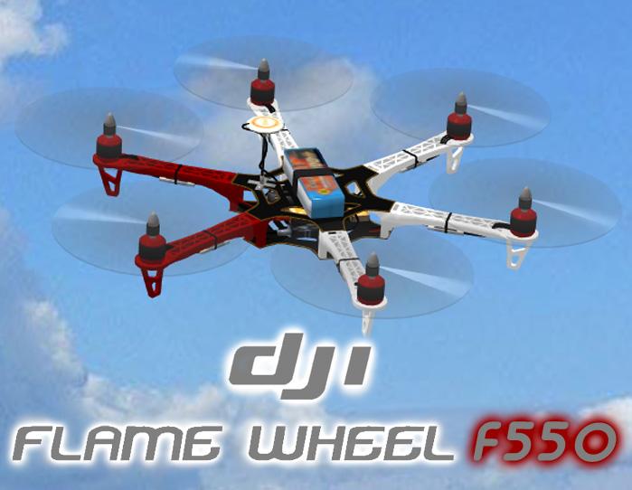 DJI_F550
