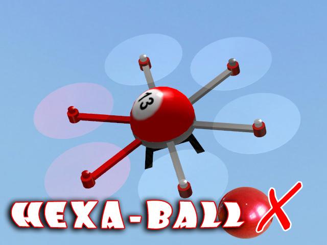 Hexa-Ball-X