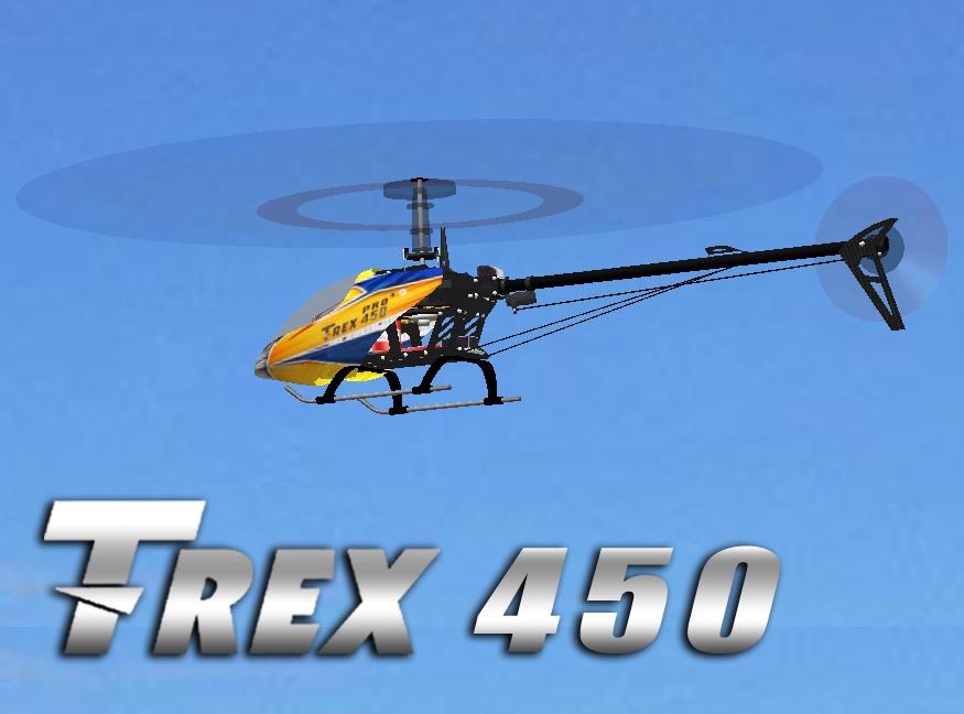 TRex450