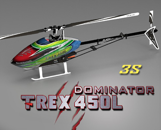 TRex450L_Dominator_3S