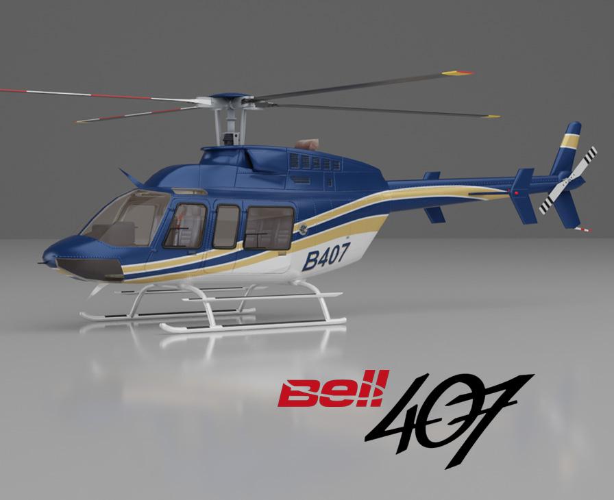 Bell407