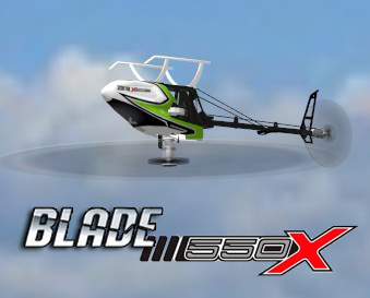 Blade550X