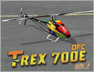 TRex700DFC