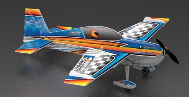 Extra 330CS LC