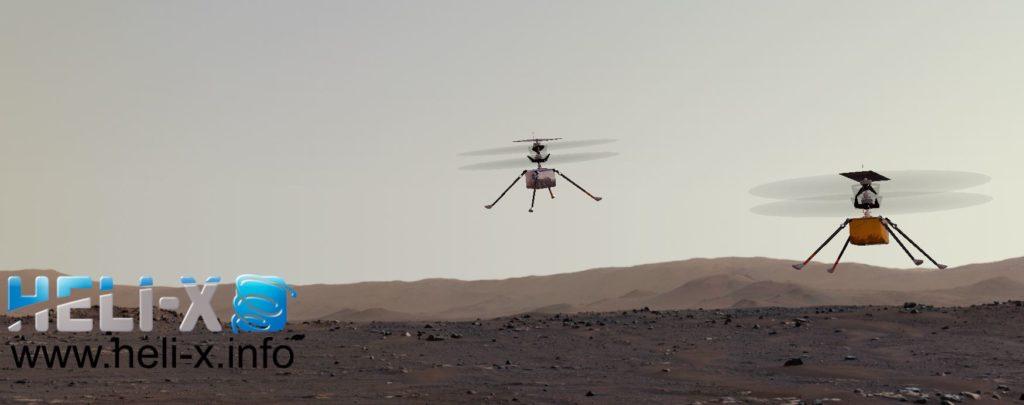 Online training on Mars