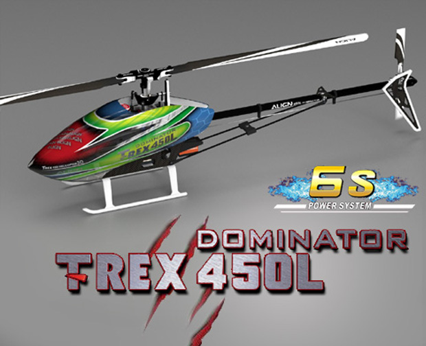 TRex450L_Dominator_6S